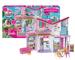 Barbie- La Nuova Casa di Malibu, Playset Richiudibile su Due Piani con Accessori, 61 cm, G...