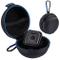 Puluz Portable rotondo di Stocker super mini Storage Case box con D-ring moschettone per G...