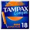 Tampax Compak super Plus salute prodotto