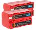 Baxxtar PRO (2X) Batteria per Sony NP-F Serie - NP-F750 - LG Cells Inside (Reale 5200mAh).