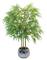 Bambù artificiale di canne naturali, ideale per la decorazione domestica, albero artificia...