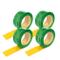 4rotoli (60mmx25m) Nastro Verde Blocco Freno A Vapore Vapore Vapore di blocco schermo