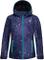 ROSSIGNOL Ski Pr Giacca da Sci, da Bambina, Bambina, RLIYJ29, Acquerello, 10 Anni