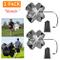 Mioke Ombrello da Running,2PACK 56'' Paracadute Allenamento per la velocità per Migliorare...