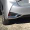 JIERS Per Toyota Yaris Vitz 2017 2018, paraurti Posteriore riflettore fendinebbia fendineb...
