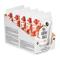 nu3 Energy ball bio, pizza - 5 x 70 g - vegane, senza glutine e ricche di fibre - gusto pi...