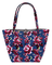 Guess Alby Toggle Tote Floral/Stone