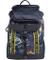 Tommy Hilfiger Color Mix Flap Backpack, Zaino Uomo, Multicolore (Hawaiian Print), 1x1x1 ce...
