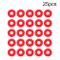 25 pezzi Guarnizioni Grolsch Guarnizioni Grolsch in gomma siliconica Rondelle Tappo EZ Gua...