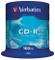 Verbatim  CD-R 52x 700MB, confezione da 100