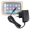 DURAGADGET Caricabatteria Spinotto da Parete AC - 100-200V - per Lisciani Tablet Mio Tab 1...