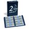 Taschenalbum ROUTE für 48 2-Euro-Münzen