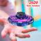 EUMI Spinner Volante Flynova,Mini Drone UFO Gioco Interno e Esterno Rotazione a 360°Rileva...