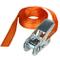 Master Lock 3209EURDAT Cinghie di fissaggio, Arancio, 5 m x 25 mm