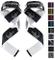 Fitgriff® Straps Palestra (Imbottito) - Professionali Cinghie Sollevamento Pesi - Crossfit...