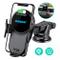 Caricatore Wireless Supporto Auto, ELEGIANT Caricabatteria 10W Ricarica Rapida Qi Senza Fi...
