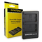 PATONA Caricabatteria doppio per NP-FZ100 Batteria compatibile con Sony Alpha 9, Alpha 7RM...