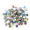Rosenice, tessere di mosaico in vetro rotondo da 12mm per artigianato; confezione di 200...