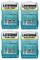 Listerine PocketPaks strisce Igiene Orale, Cool Mint - 24 EA, caso di 12