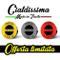 100 CAPSULE Caffè Cialdissima compatibili LAVAZZA A MODO MIO! LINEA ESPRESSO BAR! TRE GUST...