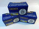 Lindner 30 capsule portamonete originali da 26 mm, per monete da 2 euro