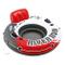 Intex- Ciambellona River Run con Rete, Colore Rosso, 135 cm, 56825