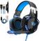 Cuffie Gaming PS4, Cuffie PS4 con Microfono Headset Auricolare Gioco con 3.5mm Jack e LED...