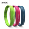 Aspack, Cinturini di Ricambio compatibili con Fitbit Flex 2, in Morbido Silicone, Accessor...
