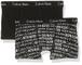 Calvin Klein Trunk Boxer Pacco da 2, Nero (Black Pr 002), 152-164 (Taglia Produttore: 12-1...