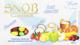 Crispo Confetti Snob - Gusti e Colori Assortiti - 4 confezioni da 500 g [2 kg]