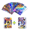 OMZGXGOD Carte Pokemon, 100 Pezzi Pokemon Carte, Pokemon Pokemon GX ed Mega Card, Carta co...