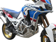 Paramotore HEED per CRF 1000 Africa Twin Adventure Sports - Bunker, argento