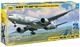 Zvezda Modellino Aereo Boeing 777-300 144/1-7012 ER-Kit per modellismo, in plastica