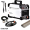 STAHLWERK ARC 200 ST IGBT - Saldatrice manuale DC MMA/E-Hand Welder con 200 Ampere, molto...