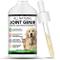 The Healthy Dog Co all Natural Joint Genie | Integratori Alimentari per Rafforzamento Arti...