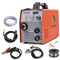 HITBOX Saldatrice MIG 180A 220V Inverter gas e gasless Saldatrice CO2 MIG con funzione ARC...