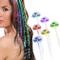 NEO+ - Serie di extension per capelli in fibra ottica a 3, 6, 10 LED Per illuminare i cape...