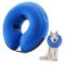 Frifer Pet Collare gonfiabile di Recupero Regolabile Collare Morbido Protettivo per Cani G...