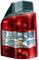 HELLA 2SK 008 579-211 Luce posteriore - Tecnologia lampadine - cristallino/rosso - Sx