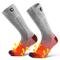 SAVIOR Heat Fire Liner Calze Riscaldate Funzionamento A Batteria Fino A 10 Ore Di Calore A...