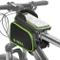 COFIT 3 Dans 1 Sacoche de Cadre de Vélo, Sacoche de Guidon étanche avec Compartiment Amovi...