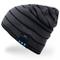 Rotibox Cappello Beanie Bluetooth, Cappellino Trendy Knit Short Trendy con Auricolare Blue...