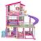 Barbie- Casa dei Sogni per Bambole con Ascensore per Disabili, 3 Piani, Piscina, Scivolo e...