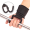 Ganci per sollevamento pesi - Cinghie da polso di sollevamento per pull-up, impugnature di...