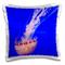 Danita Delimont - Marine Life - Monterey Bay Aquarium - Jellyfish - 16x16 inch Pillow Case...