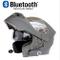 Jackys Casco da Corsa Integrale per Casco da Moto Modulare Bluetooth Integrato Bluetooth,...