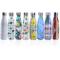 Bottiglia con doppio strato in acciaio inox,portatile BPA free Bottiglia,viaggio per sport...