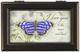 Carson Home Accents 18281Love Jane Shaky Music Box, 15,2cm da 10,2cm da 2–1/5,1cm