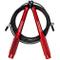 Kronos Corda per Saltare per Crossfit - Speed Rope Professionale x Double Under con Cavo E...