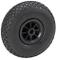Meister 810140 - Ruota per carriola con cerchio in PVC, 260 mm